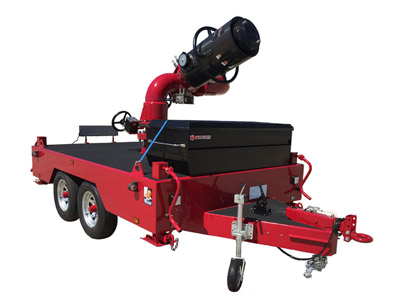 Battler Monitor Trailer Williams Fire Amp Hazard Control