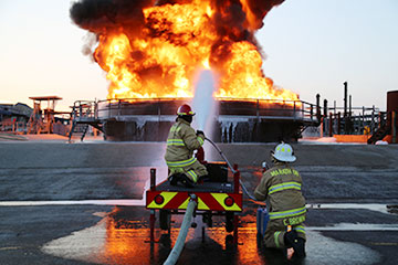 Xtreme Industrial Fire & Hazard Training | WILLIAMS FIRE